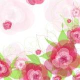 Cartolina d'auguri Fotografia Stock
