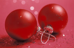 cartolina d'auguri di Nuovo-anno Immagine Stock