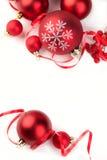 Cartolina d'auguri tradizionale Fotografie Stock