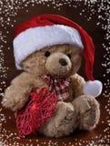 Cartolina di Natale. Fotografia Stock