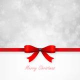 Cartolina di Natale magica. Fotografie Stock