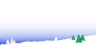 Cartolina di Natale no7 Fotografia Stock