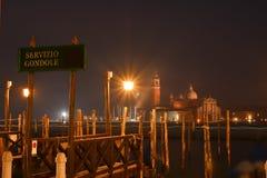 Cartolina di Venezia fotografia stock libera da diritti