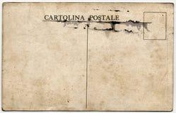 Cartolina Postale Stock Photos