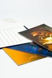 cartoline fotografia stock
