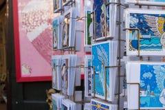 cartoline Fotografie Stock
