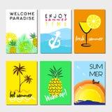 Cartoline d'auguri - goda dell'ora legale Immagine Stock