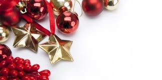 Cartoline di Natale fotografia stock