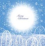 Cartoline di Natale Fotografie Stock