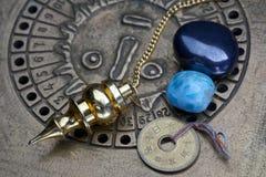 Cartomancie par l'astrologie photos libres de droits