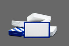 Carton Royalty Free Stock Image