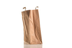 Carton bag Stock Image