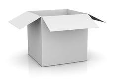 Carton Box Stock Photography