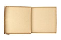 Carton box Stock Image