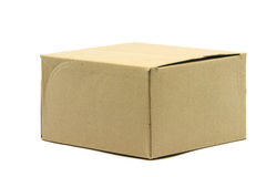 Carton box Stock Photo