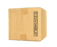 Carton box Royalty Free Stock Images