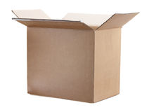 Carton box Stock Photography