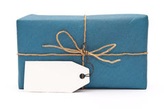 Carton box post package Royalty Free Stock Photography