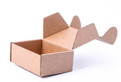 Carton box Royalty Free Stock Photography