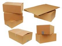 Carton boxes Stock Photos