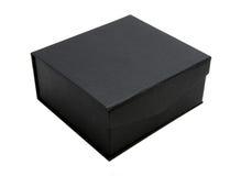 carton de boîte noire Images libres de droits