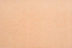 Carton ondulé Photo stock