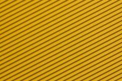 Carton ondulé jaune coloré texturisé illustration stock