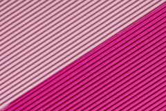 Carton ondulé rose coloré texturisé illustration stock