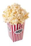 Carton of popcorn