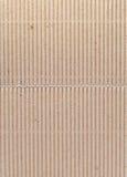 Carton waving texture Stock Image