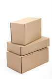 Cartons Royalty Free Stock Images
