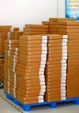Cartons Royalty Free Stock Photos