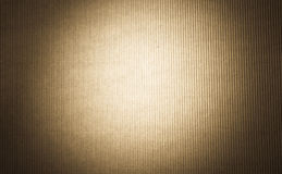 Cartoon. Sheet of corrugated cardboard as a background Royalty Free Stock Image