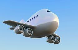 Cartoon Airplane Stock Photos