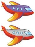 Cartoon Airplane Royalty Free Stock Photo