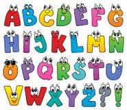 Free Cartoon Alphabet Topic Image 1 Royalty Free Stock Photos - 144989088