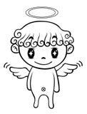 Cartoon angel Royalty Free Stock Photos