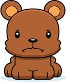 Cartoon Angry Bear Royalty Free Stock Photography