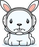 Cartoon Angry Wrestler Bunny Royalty Free Stock Photography