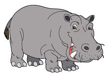 Cartoon animal Royalty Free Stock Photo