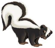 Cartoon animal - illustration for the children Stock Photography