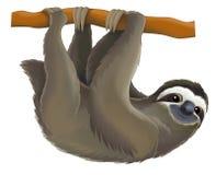 Free Cartoon Animal - Illustration For The Children Stock Photography - 37747962
