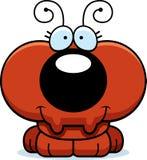 Cartoon Ant Smiling Royalty Free Stock Image