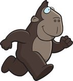 Cartoon Ape Stock Photo