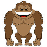 Cartoon Ape Stock Images