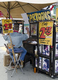 CArtoon Artist Royalty Free Stock Photography