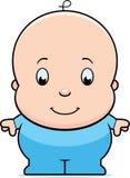 Cartoon Baby Boy Stock Photography