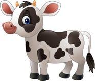 Cartoon baby cow