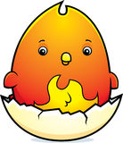 Cartoon Baby Phoenix Egg Stock Photos