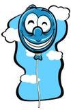 Cartoon balloon Royalty Free Stock Photo